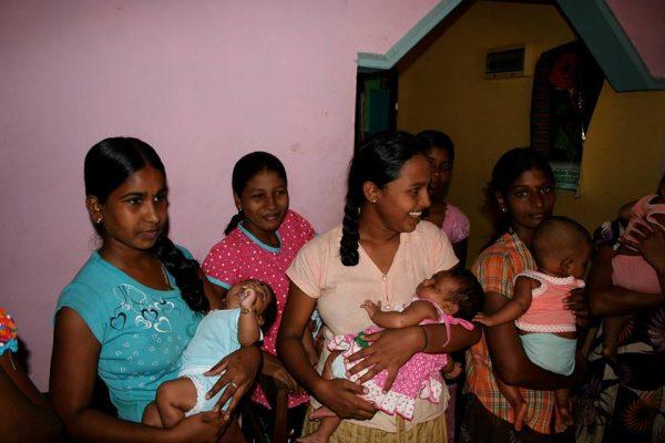 Opvanghuis voor ongehuwde moeders